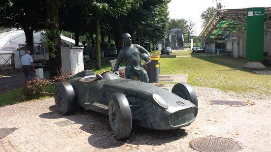 Autodromo Nazionale Monza : Juan Manuel Fangio