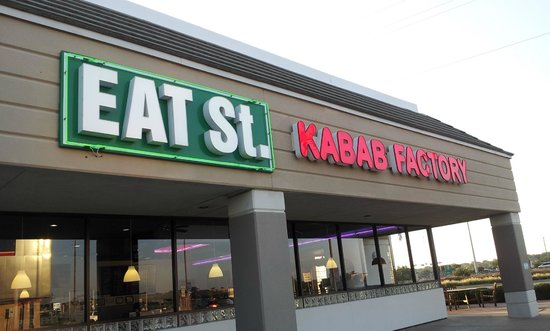 Eat St. Kabab Factory