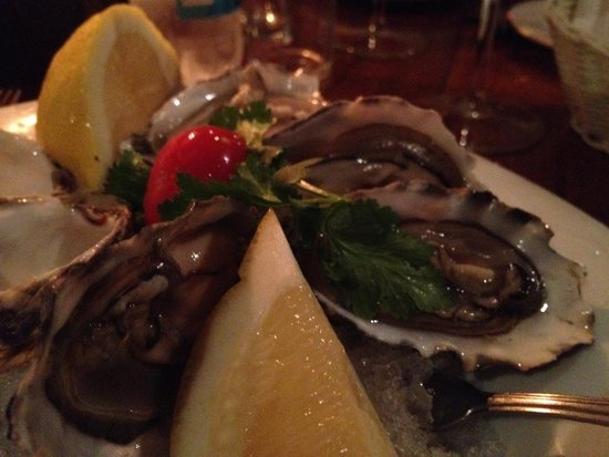 The Tug: Oysters