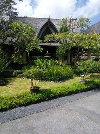 Hotel Vila Lumbung: Villa accommodation
