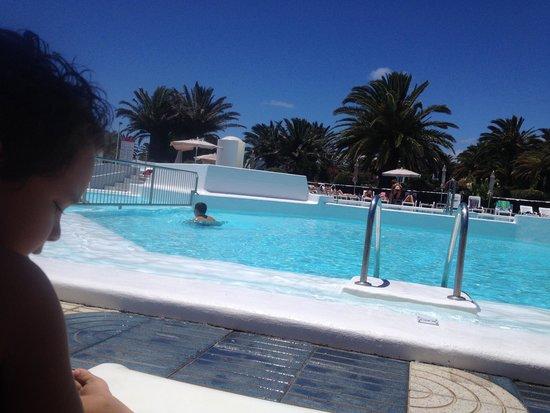Relaxia Olivina: piscinas