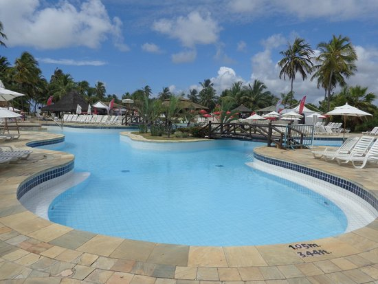 Sauipe Resorts: Piscina