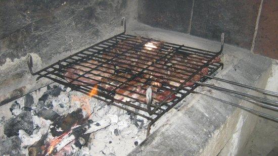 Fattoria Grattazzo : barbecue