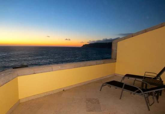 Fortaleza do Guincho : sunset view