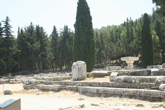 Asklepion: руин