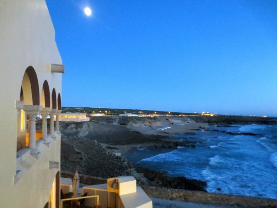 Fortaleza do Guincho : view from the suite