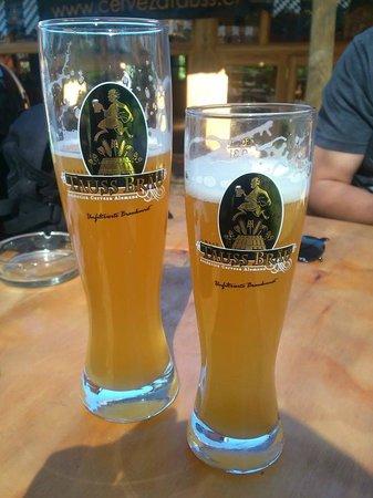 Tauss Brau: cerveza