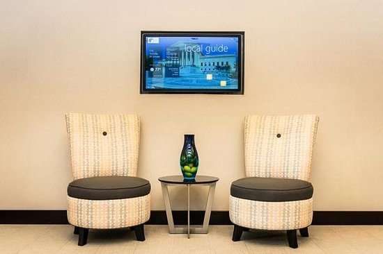 Holiday Inn Express Hotel & Suites Austin NW - Arboretum Area: Touch Screen Concierge
