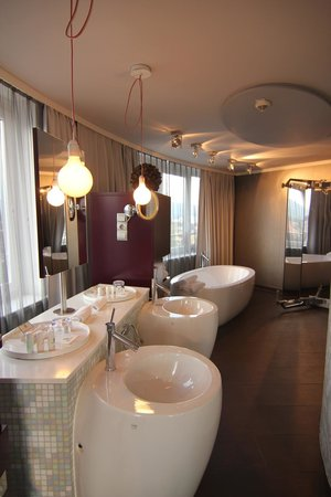 Holiday Inn Villach: Our suite
