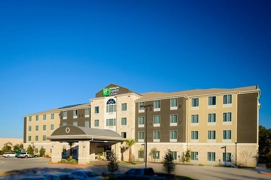 Holiday Inn Express Hotel & Suites Austin NW - Arboretum Area: Front of Building