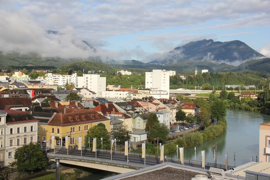 Holiday Inn Villach: Our suite (view)
