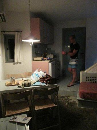 Galaxy Villas: salle à manger