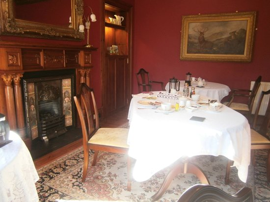 Bluebell House Dining Room