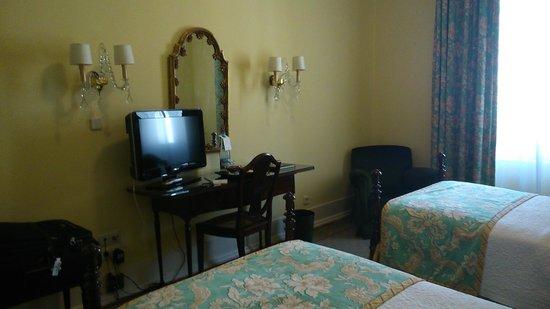Hotel Avenida Palace: chambre