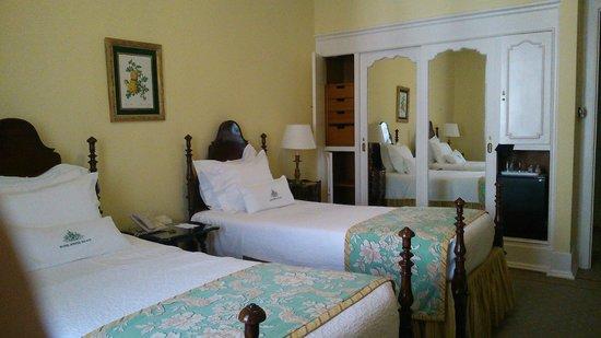 Hotel Avenida Palace : chambre