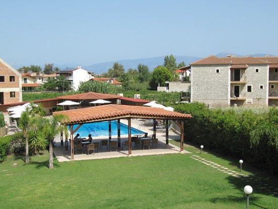 Hotel Afrika: Pool