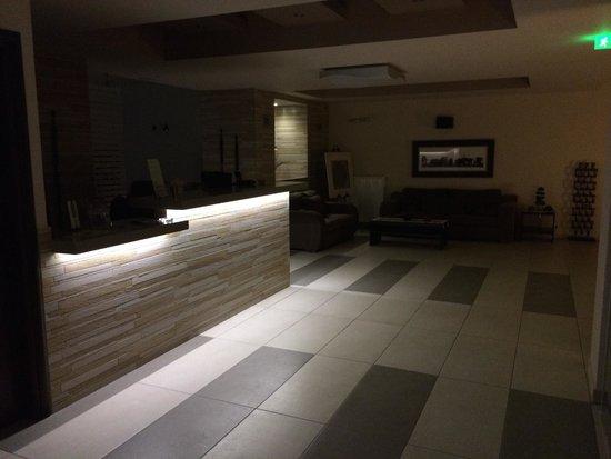 Hotel Afrika: Lobby