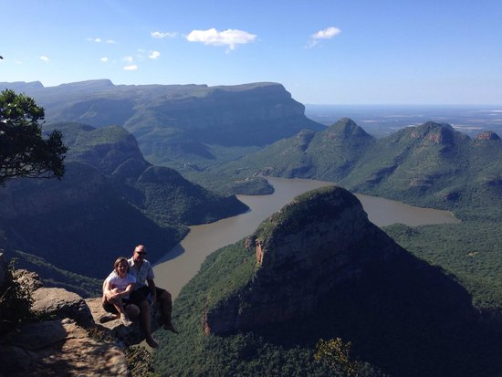 Mpumalanga, South Africa: Blade River Canyon