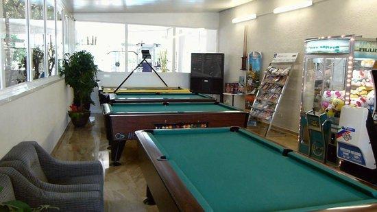 H10 Delfin : Games Room