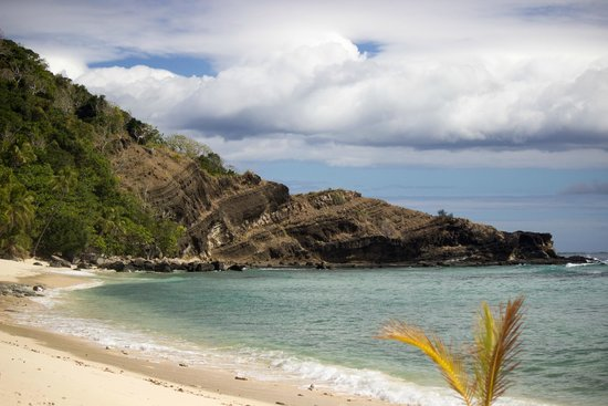 Paradise Cove Resort: Private Beach