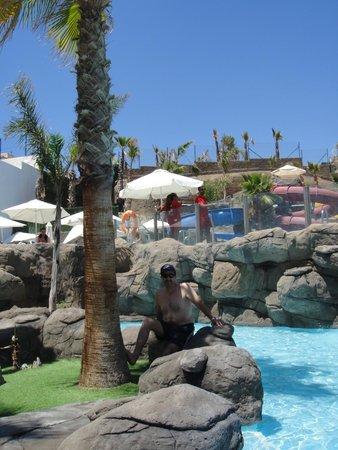 Hotel Los Patos Park: piscine