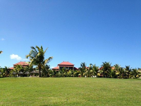 Tamassa Resort : Les différents pavillons
