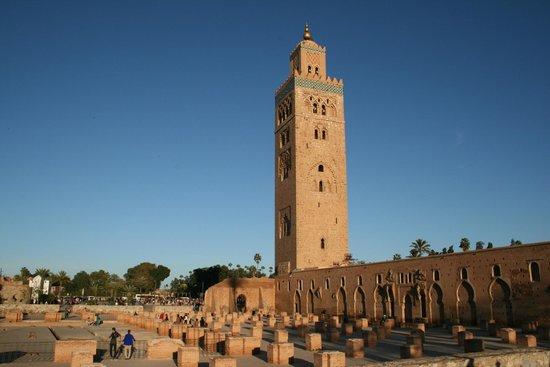 Marrakech Souk: Kutubyya Mosque