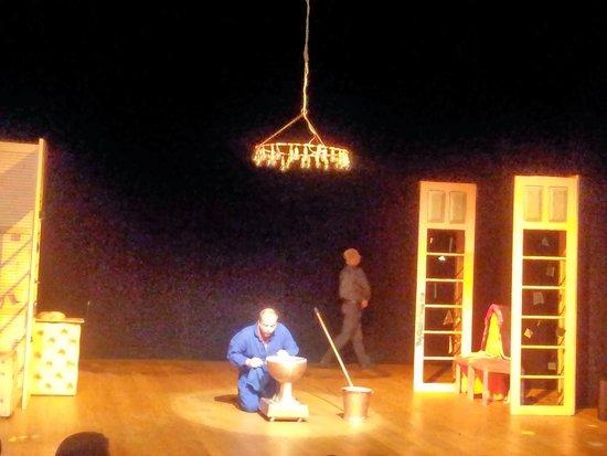 Camara Tulio Piva Theater
