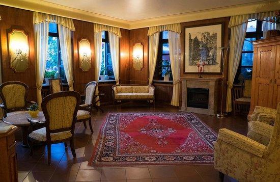 Hotel Hollaender Hof : Lobby