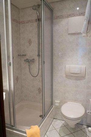 Hotel Holländer Hof: Bathroom