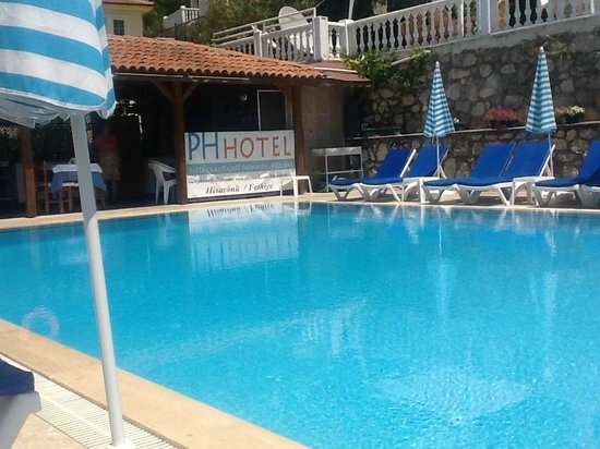 PH Hotel: Pool