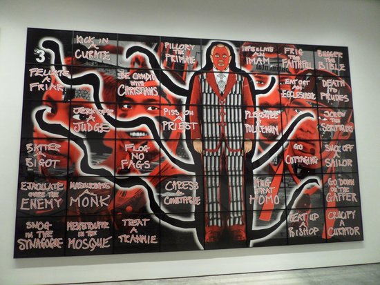 White Cube Gallery: Gilbert and George