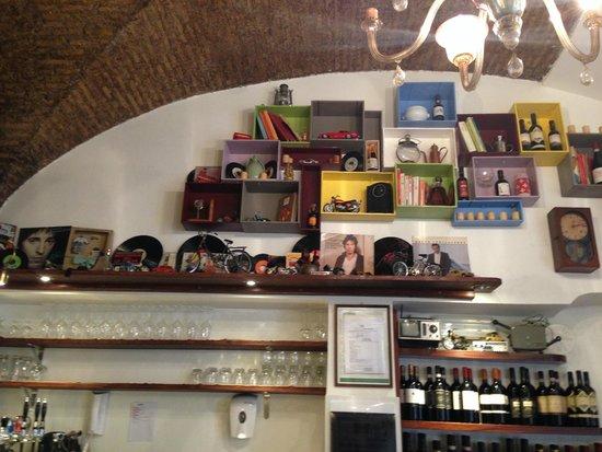 Il Porto Di Ripetta : other restaurant decoration