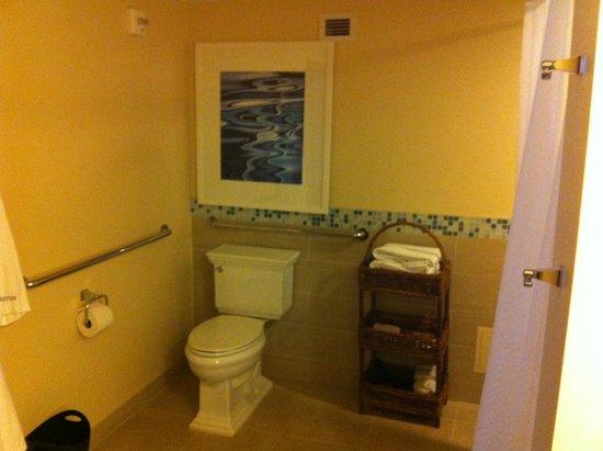 The Westin Beach Resort, Fort Lauderdale: Bad