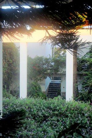 Colymbari Beach Hotel & Apartments: террассы зданий отеля