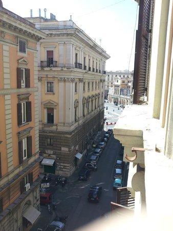Hotel Sant'Angelo : Vista desde la habitacion