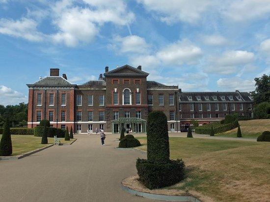 Kensington Palace : L'esterno del Palazzo