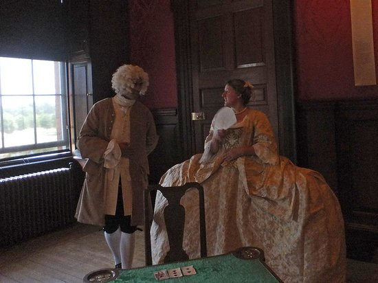 Kensington Palace : Personaggi in costume