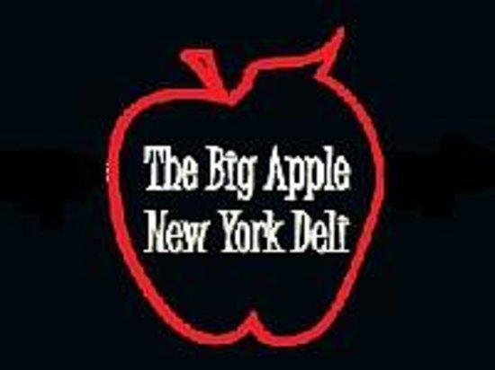The BIG Apple - New York Deli at Port Jack: The Big Apple