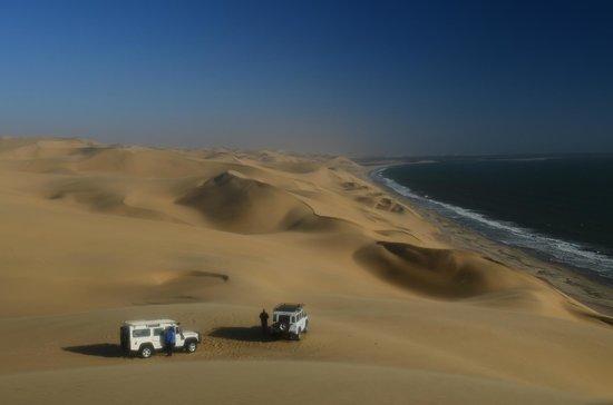 Photo Ventures Namibia - Day Tours: Walvis until Sandwich harbour