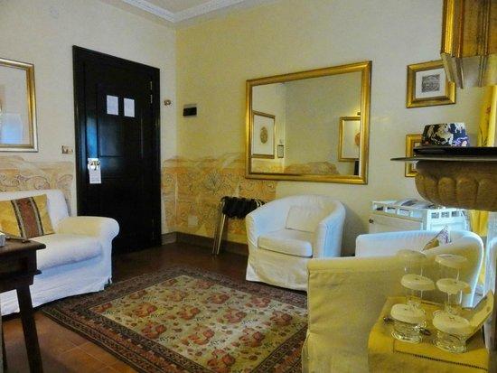 Hotel Gabbia d'Oro : Eines unsere Zimmer