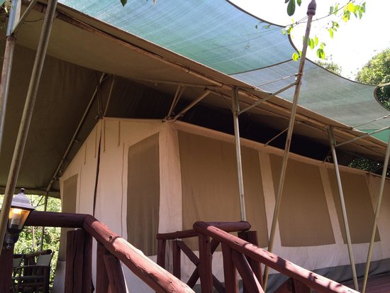 Mara Leisure Camp: Tent N4