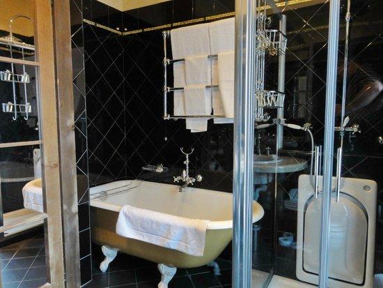 Hotel Gabbia d'Oro : Badezimmer