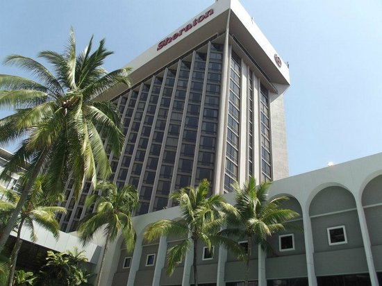 Sheraton Grand Panama: Hotel Exterior