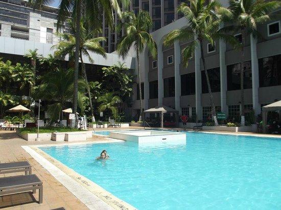 Sheraton Grand Panama: Area de Pileta