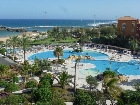 Sheraton Fuerteventura Beach, Golf & Spa Resort: View