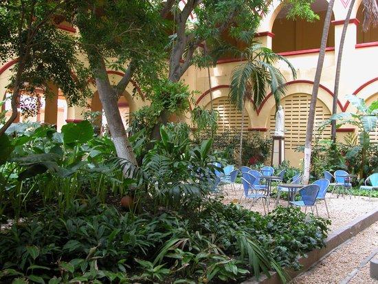 El Claustro Hotel House : The Garden