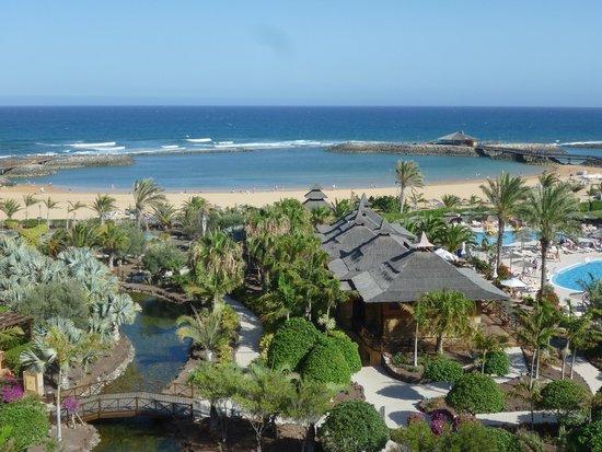 Sheraton Fuerteventura Beach, Golf & Spa Resort : View