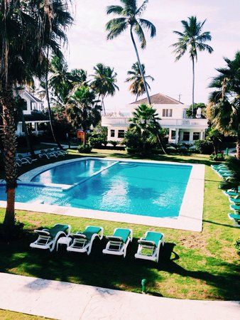 Hotel Albachiara : Front view!