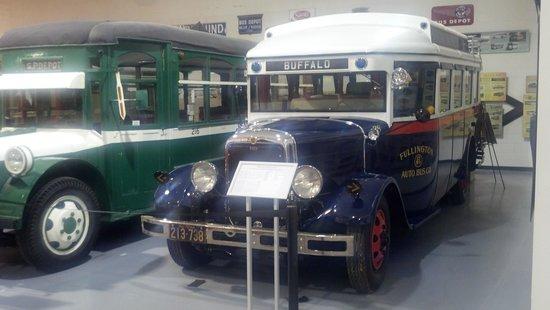 Antique Automobile Club of America Museum: Bus to Buffalo